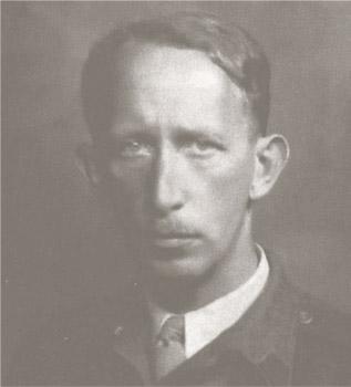 Portret: Stanisław_Swianiewicz wmundurze Polskich Sił Zbrojnych naZachodzie, przed1945. Źródło: Domena Publiczna, Centralne Archiwum Wojskowe
